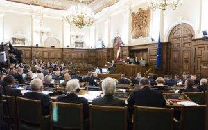 Сейм Латвии отказался предоставлять гражданство детям неграждан