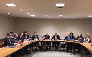 В  декларации ГУАМ-США выражена поддержка территориальной целостности Азербайджана