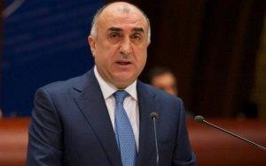 Эльмар Мамедъяров: Азербайджан никогда не смирится с оккупацией своих земель