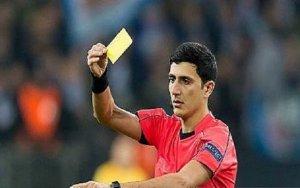 Aзербайджанский судья наказал армянского футболиста