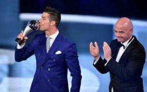 Роналду стал лучшим футболистом года