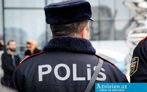Azərbaycan polisi bu görüntülərlə dünya mediasında… – FOTO