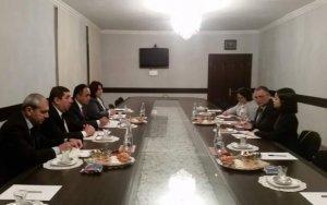 Посол Израиля  посетил западные районы