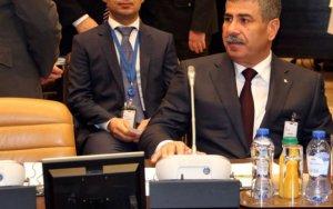 Закир Гасанов выступил на заседании НАТО