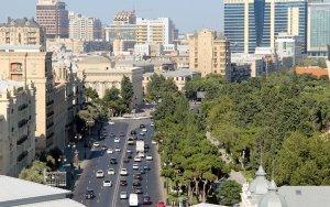 Завтра в Баку осадков не ожидается