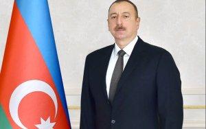 Ильхам Алиев выразил соболезнования