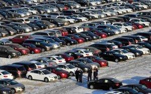 Азербайджан значительно повысил импорт автомобилей