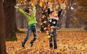 Завтра в средних школах начинаются осенние каникулы