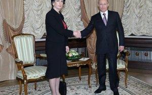 Путин придумал для Грузии Бурджанадзе