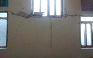 В Тертере землетрясение разрушило 3 дома
