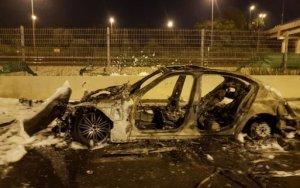 Взрыв в Тель-Авиве: есть погибший и раненый