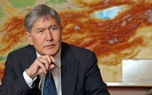 Атамбаев разорвал соглашение с Казахстаном