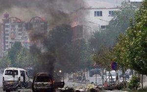 Взрыв в Кабуле: число погибших возросло до 10