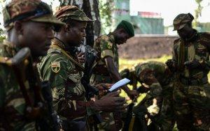 Военные арестовывают чиновников в Зимбабве
