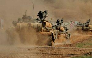 Террористы захватили российское вооружение в Сирии