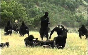 Azərbaycan xüsusi teyinatlıları öz gücünü göstərdi - VİDEO