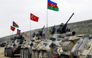 Azərbaycan və Türkiyə ordusu öz gücünü göstərdi - VİDEO