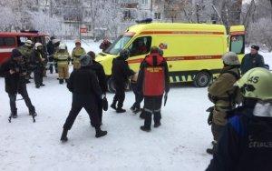 Нападение на школу в России: есть жертвы