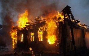 Пожар в Барде: погибла шестилетняя девочка