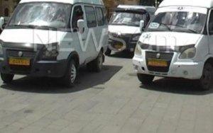 В Армении водители такси объявили забастовку