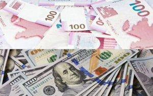 Манат укрепился к рублю и евро