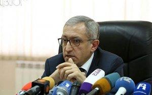 Министр  Армении подал в отставку