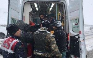 В Турции перевернулся автобус - ФОТО