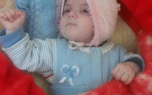 Sumqayıtda ailə qız olduğu üçün uşaqdan imtina edib - FOTOLAR