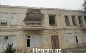 B Сальяне разрушили архитектурное здание