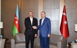 President Ilham Aliyev phones Turkish counterpart
