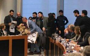 The event of the Armenian Diaspora organizations in the European Parliament failured