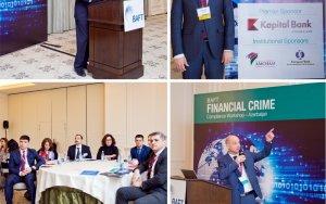 Международные эксперты провели в Баку семинар о мерах по борьбе с финансовыми преступлениями