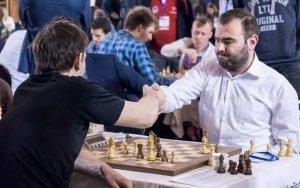 Шахрияр Мамедъяров на втором месте в Берлине