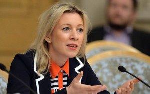 Мария Захарова: «В Москве нет никакого представительства «Арцахской Республики»
