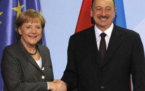Ильхам Алиев направил письмо Ангеле Меркель