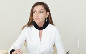 Мехрибан Алиева поздравила народного писателя Анара
