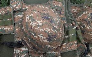 В Карабахе умер еще один армянский солдат