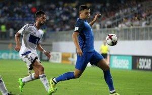 Футболиста сборной Азербайджана выгнали из немецкого клуба