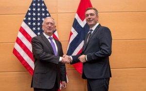 Норвегия пожаловалась США на «агрессивную» Россию
