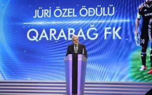 Турецкий вице-президент «Карабаха» процитировал Насими