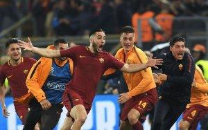 ЛЧ: «Рома» разгромила «Барселону»