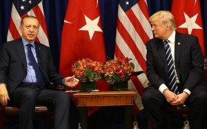 Эрдоган и Трамп обсудили ситуацию в Сирии
