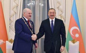 Лукашенко поздравил Ильхама Алиева