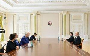 Президент провел ряд встреч