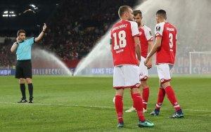 Hakim fasilədə penalti verdi