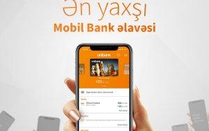 Əhalinin ən çox istifadə etdiyi mobil əlavə Unibank Mobile-dır