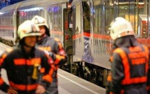 Avstriyada qatar qəzası: Onlarla yaralı var