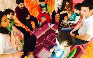 """""""Nar""""-dan autizmli uşaqlara dəstək aksiyası"""