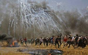 После стычек с войсками Израиля в Газе от ран погибли двое палестинцев