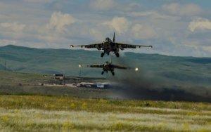 Армения заявила о боевых полетах над Физули
